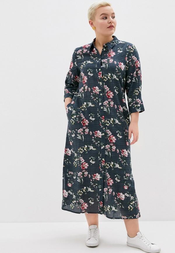 женское платье svesta, бирюзовое