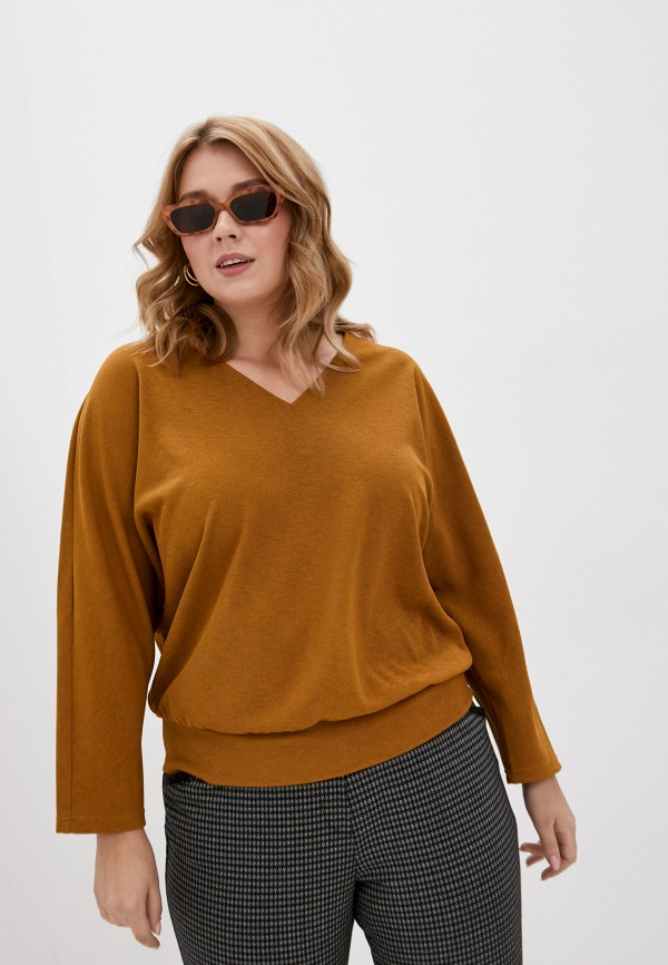 женский пуловер svesta, желтый