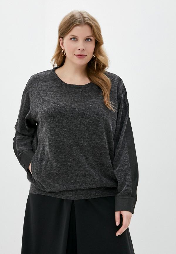 женский джемпер svesta, серый