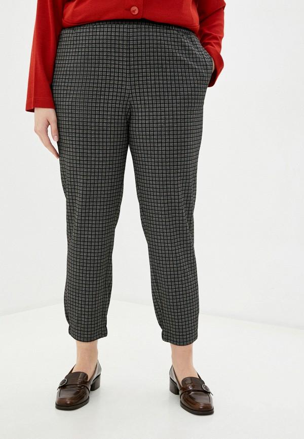 женские прямые брюки svesta, коричневые