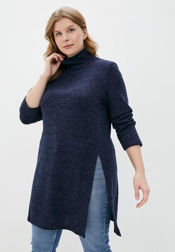 женский свитер svesta, синий