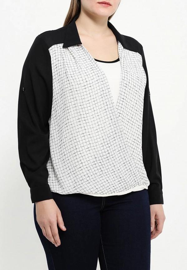 Фото 7 - женскую блузку Svesta разноцветного цвета