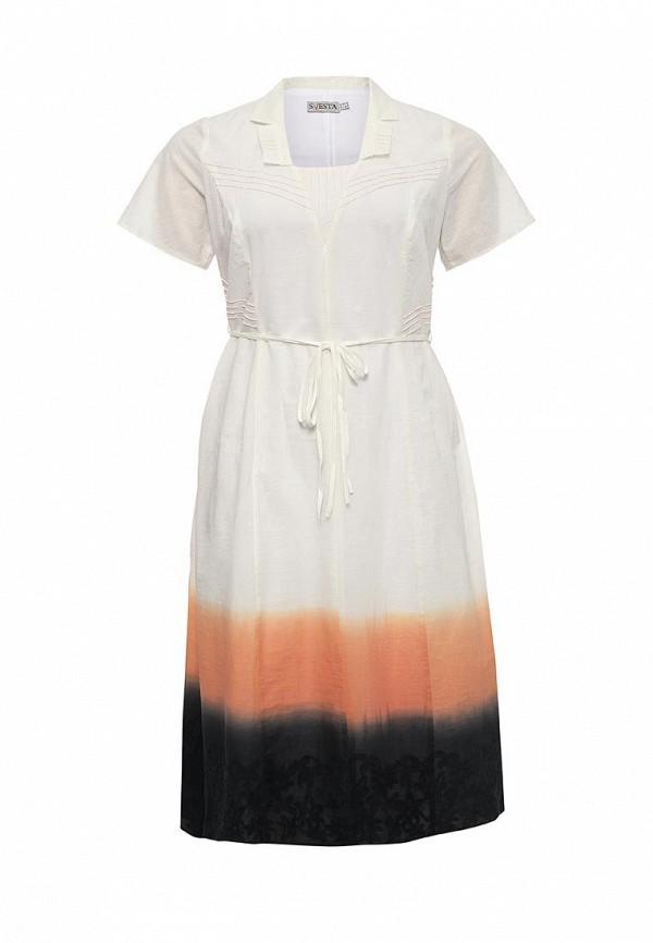 где купить Платье Svesta Svesta SV003EWSRR59 по лучшей цене