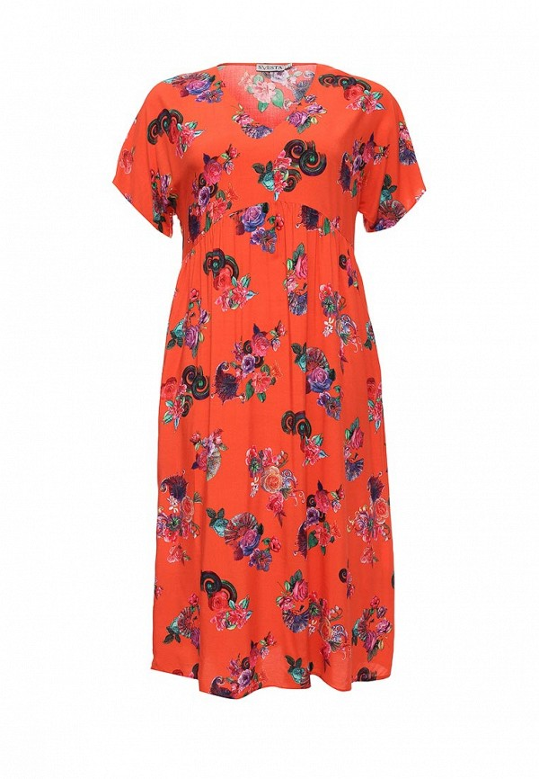 Фото - женское платье Svesta разноцветного цвета