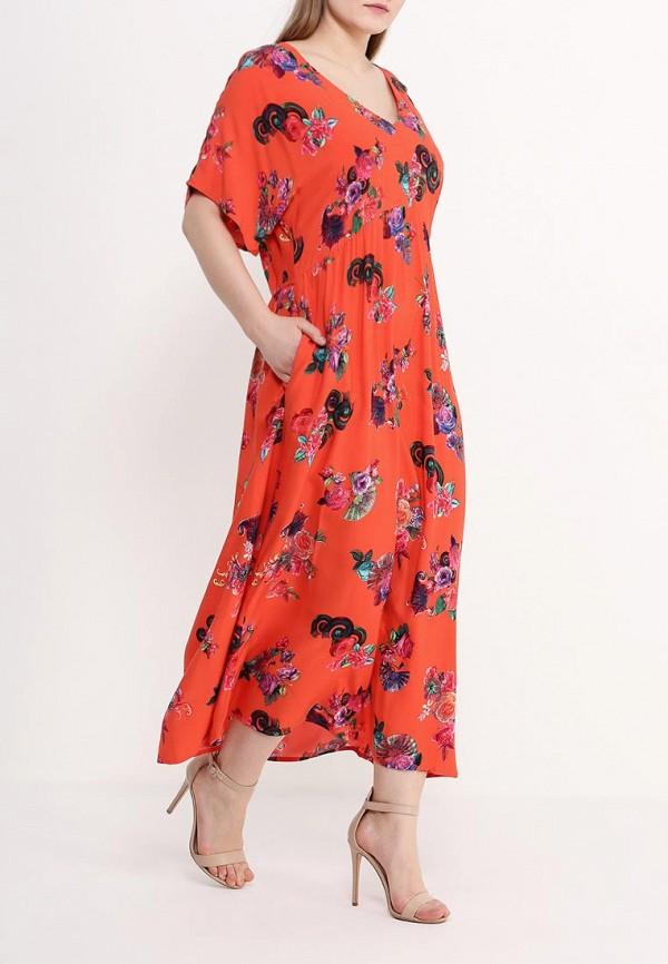Фото 2 - женское платье Svesta разноцветного цвета