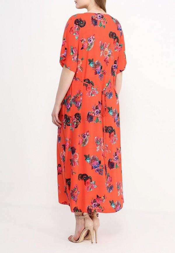 Фото 3 - женское платье Svesta разноцветного цвета