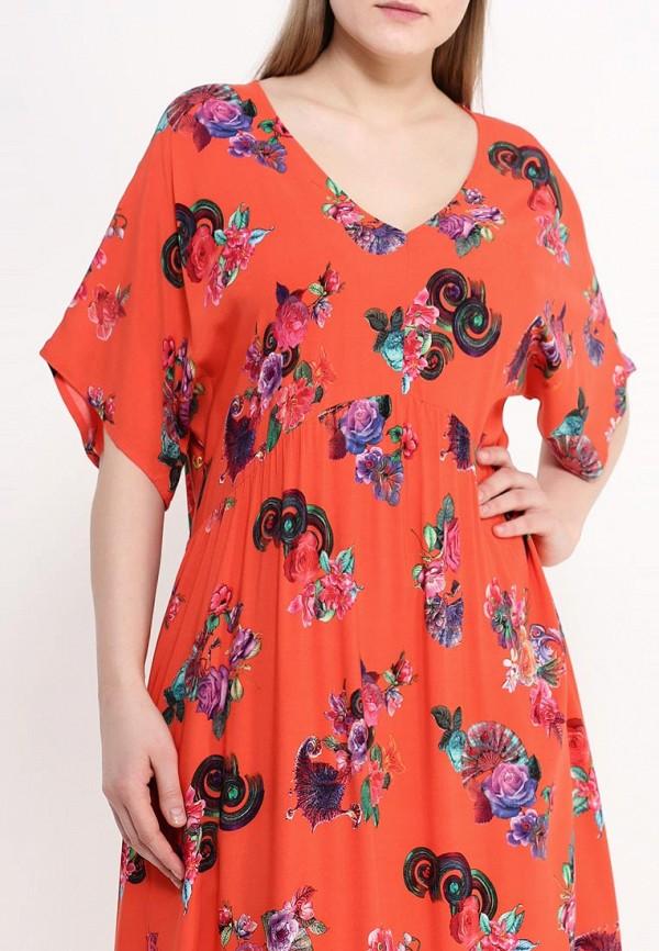 Фото 4 - женское платье Svesta разноцветного цвета