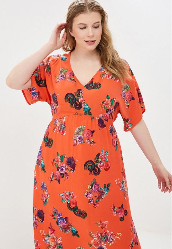 Фото 6 - женское платье Svesta разноцветного цвета