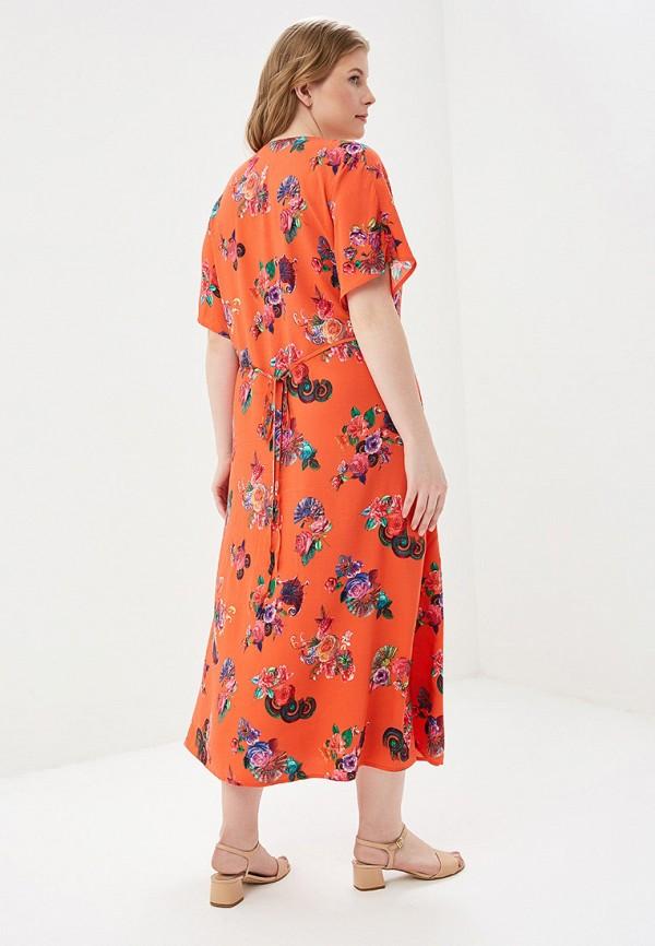 Фото 7 - женское платье Svesta разноцветного цвета