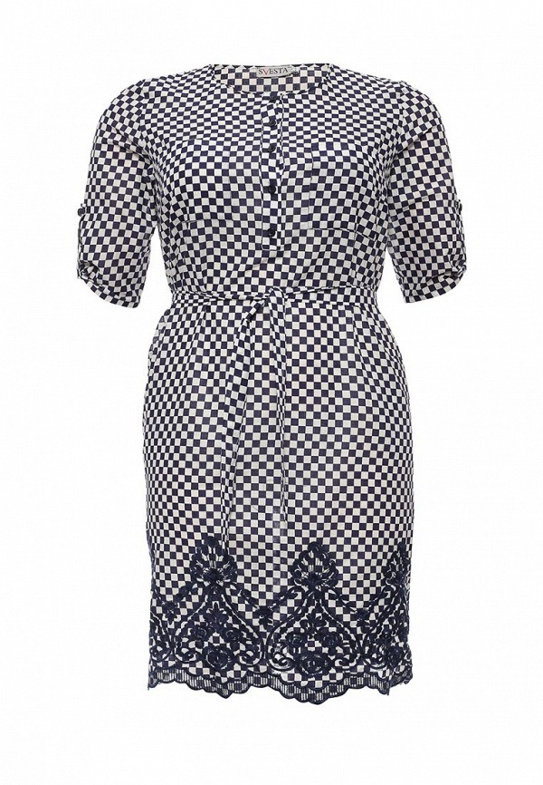 Платье Svesta Svesta SV003EWTCV33 цена 2017
