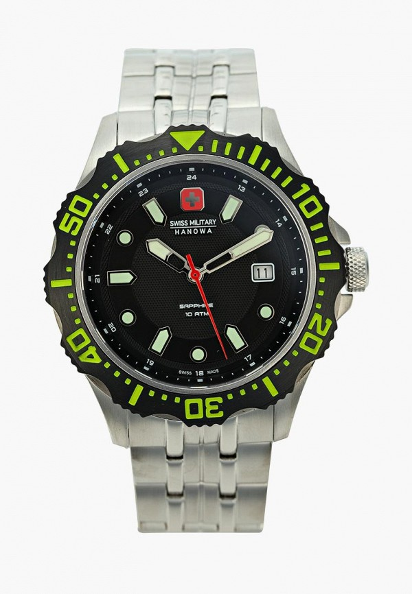 Часы Swiss Military Swiss Military SW005DMAFOI3 swiss military by chrono sm34044 02
