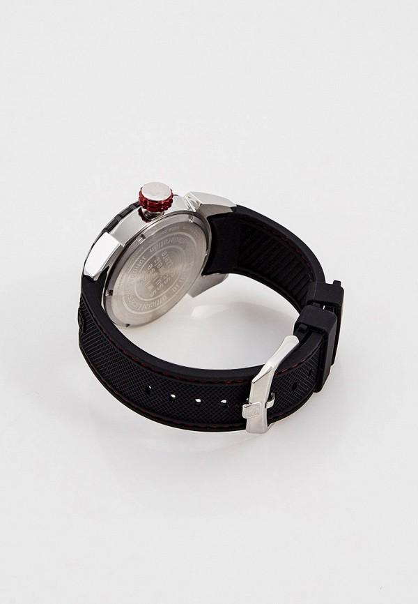 Часы Swiss Military Hanowa, цвет черный 06-4323.04.007.04. Цена: 24999 р. Коллекция: Осень-зима 2020/2021, Пол: men, Сезонность: мульти, Страна-изготовитель: Швейцария - фото 2