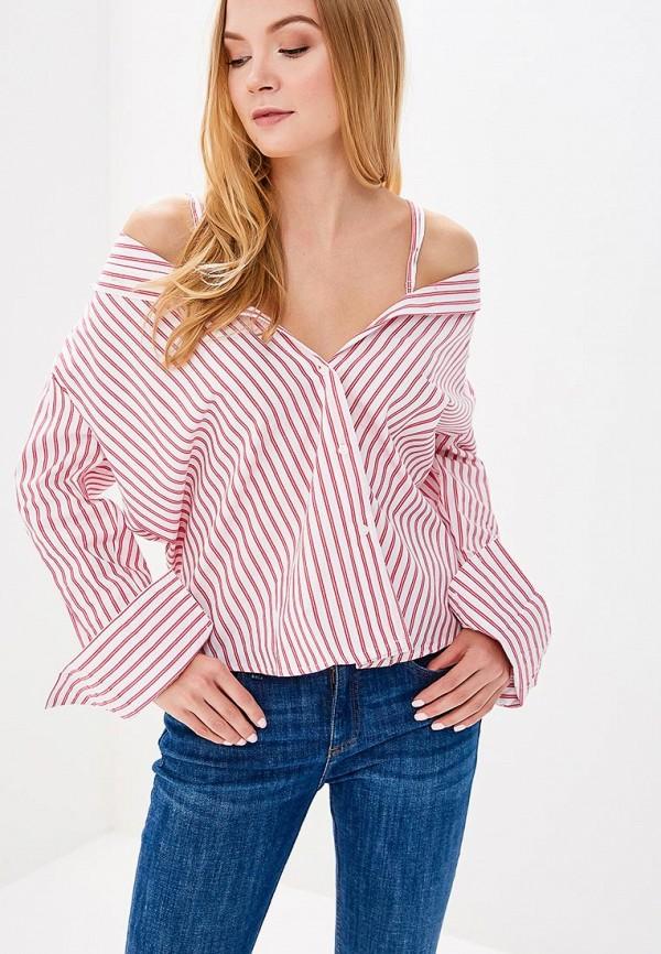 Купить Рубашка Sweewe, sw007ewbcyg7, розовый, Весна-лето 2018