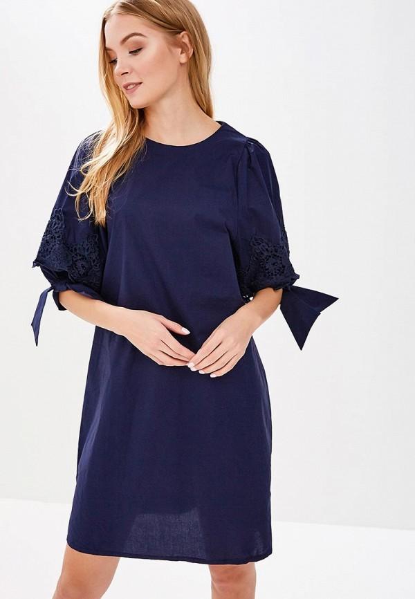 Купить Платье Sweewe, sw007ewbcyi8, синий, Весна-лето 2018