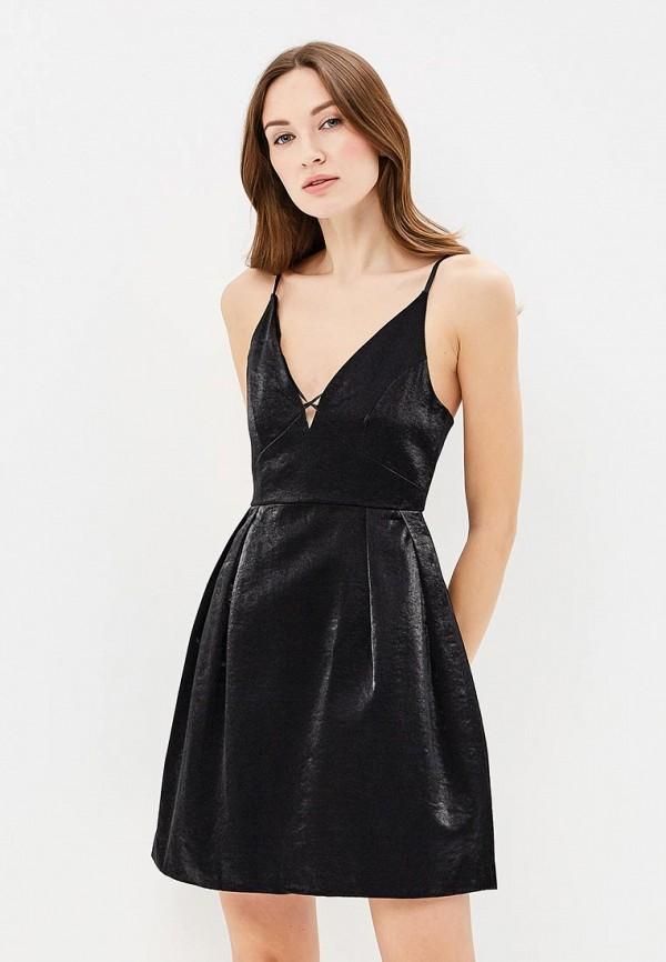 Купить Платье Sweewe, sw007ewbcyj5, черный, Весна-лето 2018