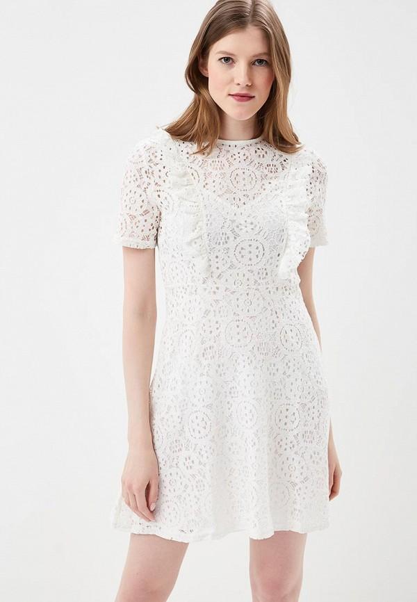 Платье Sweewe, SW007EWBCYK3, белый, Весна-лето 2018  - купить со скидкой