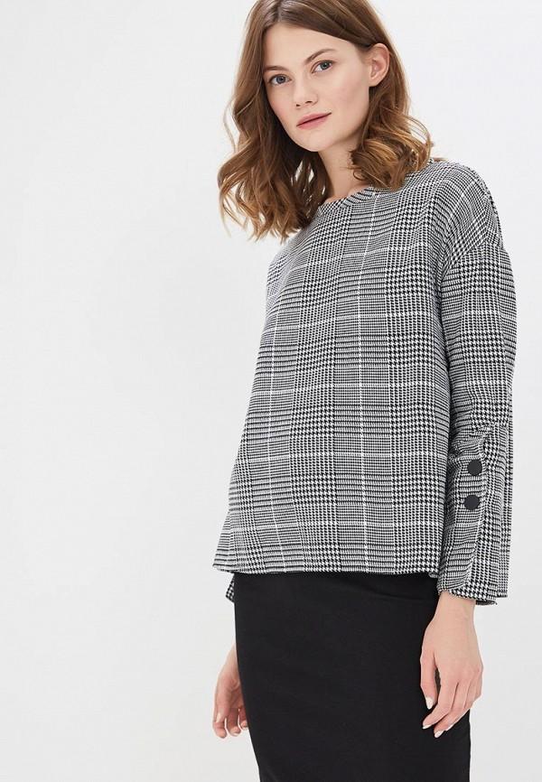 Купить Блуза Sweewe, sw007ewbcyn1, серый, Весна-лето 2018