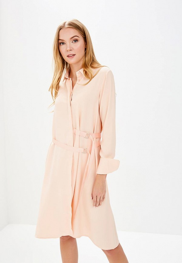 Платье Sweewe, sw007ewbcyx1, розовый, Весна-лето 2018  - купить со скидкой