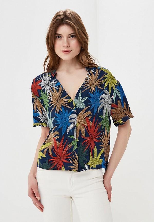 Купить Блуза Sweewe, sw007ewbjsx6, синий, Весна-лето 2018