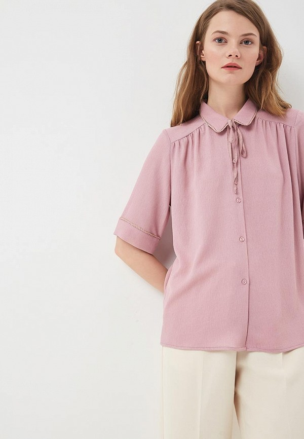Купить Блуза Sweewe, sw007ewbjta4, розовый, Весна-лето 2018
