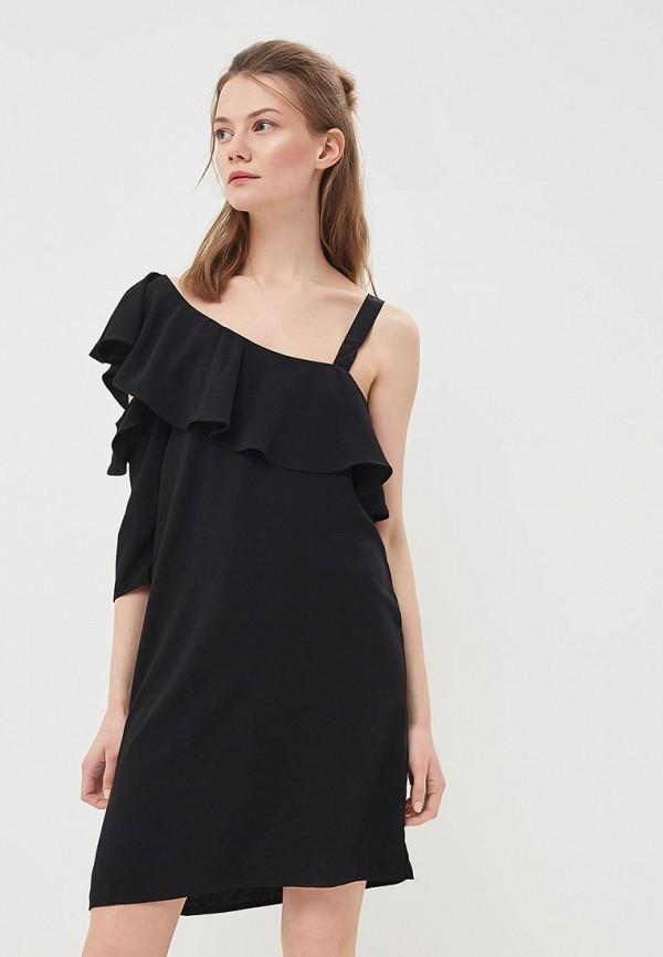 Купить Платье Sweewe, sw007ewbjtb6, черный, Весна-лето 2018