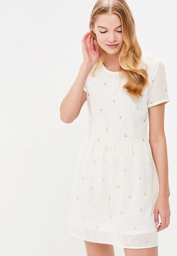 Купить Платье Sweewe, sw007ewbjtg6, белый, Весна-лето 2018