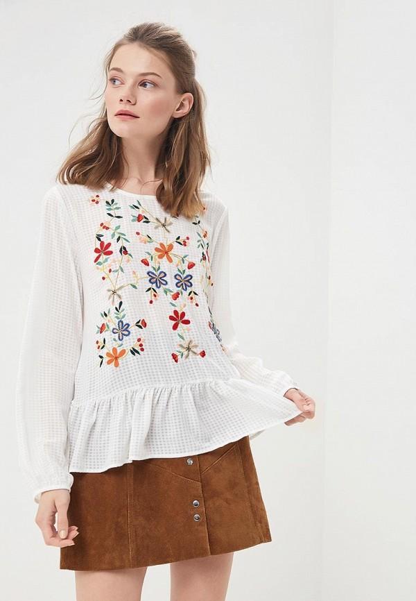 Купить Блуза Sweewe, SW007EWBJTI0, белый, Весна-лето 2018