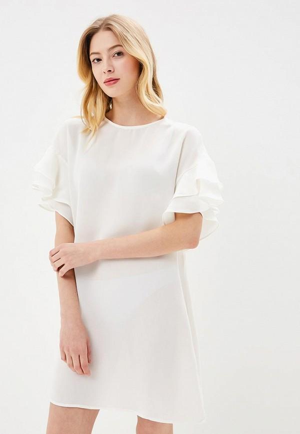 Купить Платье Sweewe, sw007ewbjtm5, белый, Весна-лето 2018