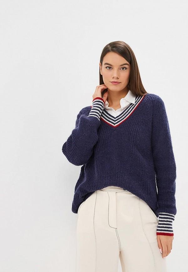 Купить Пуловер Sweewe, SW007EWCWSB7, синий, Осень-зима 2018/2019