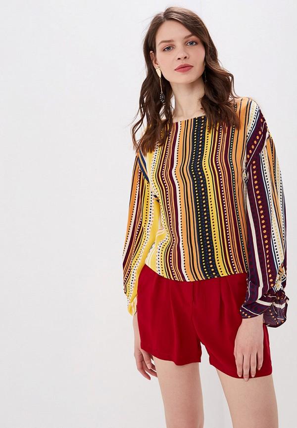женская блузка sweewe, разноцветная