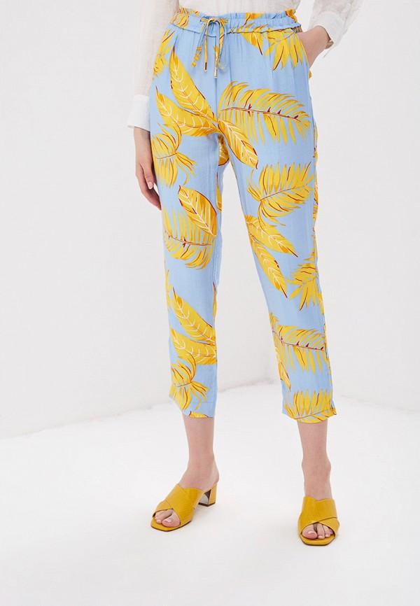 женские повседневные брюки sweewe, голубые