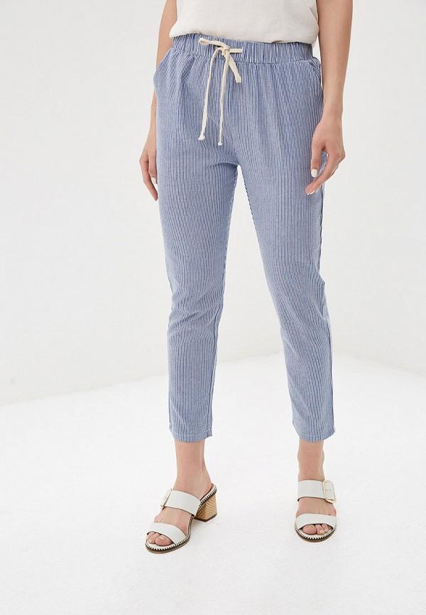 женские повседневные брюки sweewe, синие