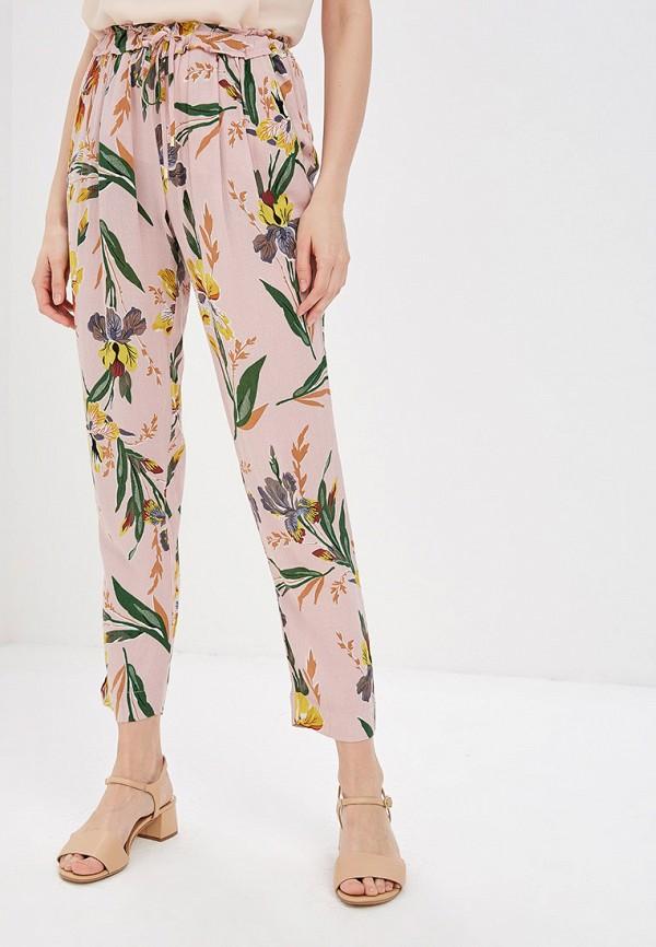 женские повседневные брюки sweewe, розовые