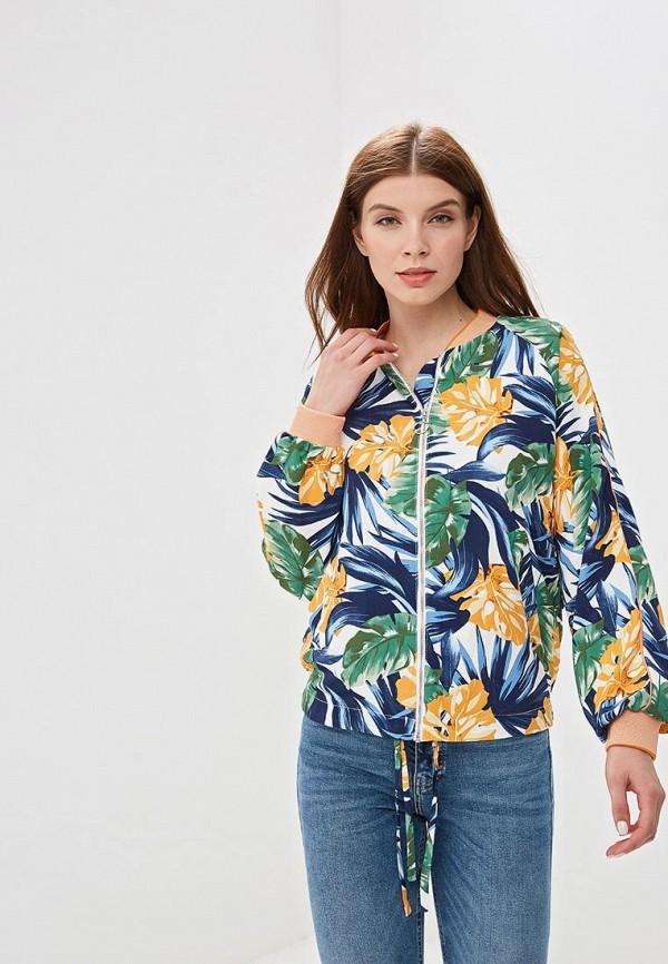женская куртка sweewe, разноцветная
