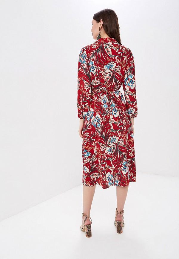 Фото 3 - женское платье Sweewe разноцветного цвета