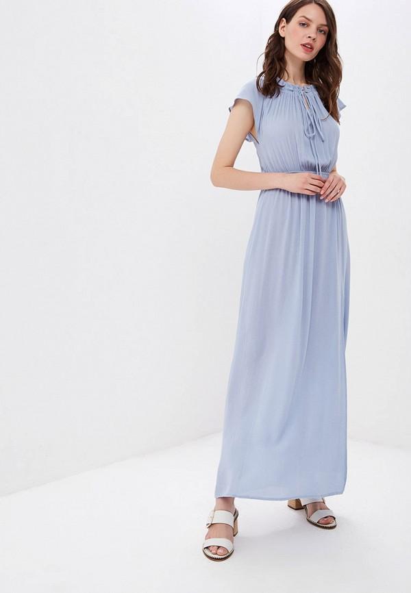 женское платье sweewe, голубое