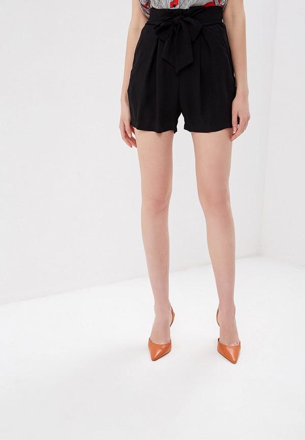 женские повседневные шорты sweewe, черные