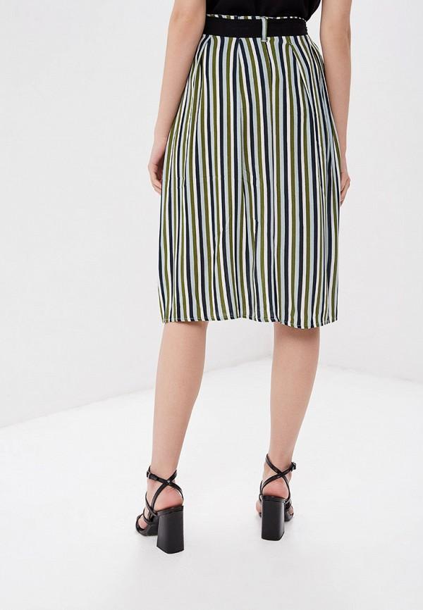 Фото 3 - женскую юбку Sweewe разноцветного цвета