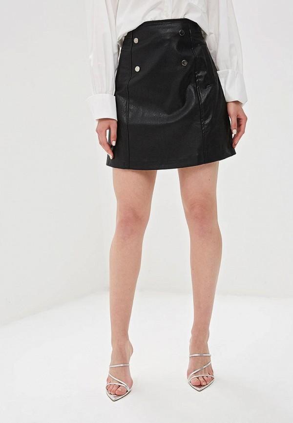 Фото - женскую юбку Sweewe черного цвета