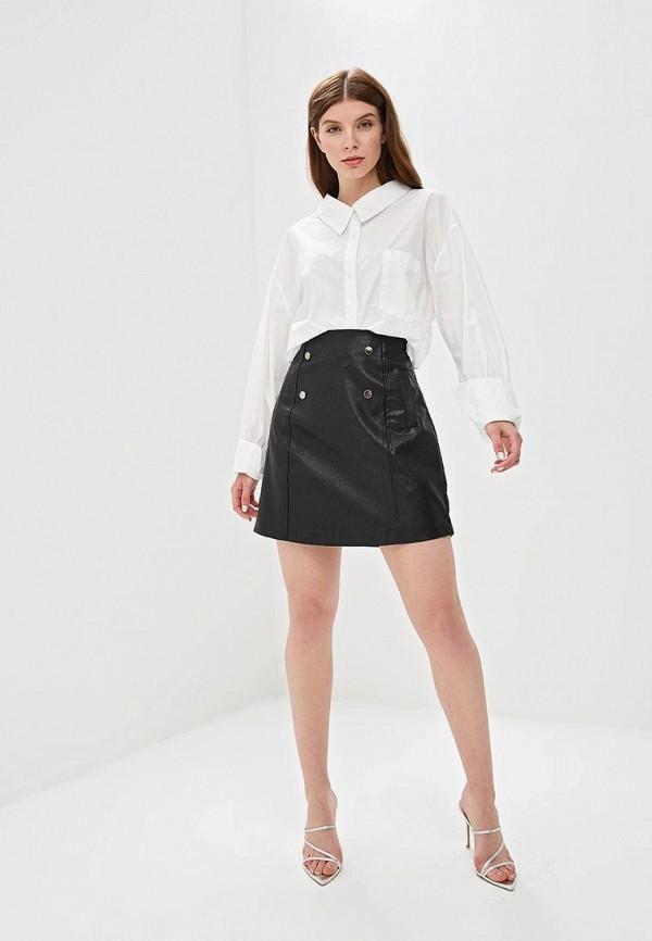 Фото 2 - женскую юбку Sweewe черного цвета