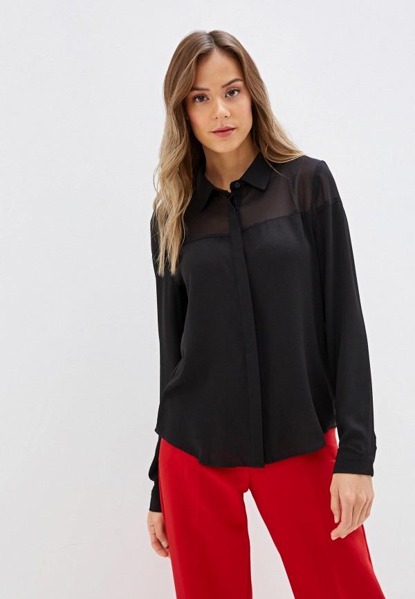 женская блузка sweewe, черная