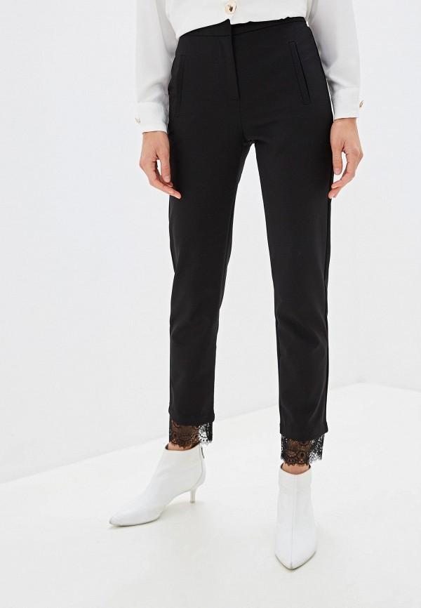женские повседневные брюки sweewe, черные