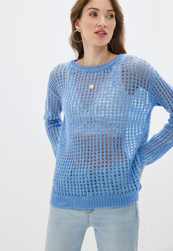 женский джемпер sweewe, голубой