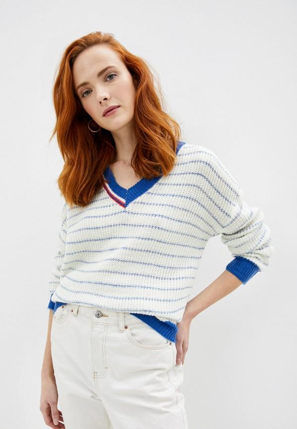 женский пуловер sweewe, белый