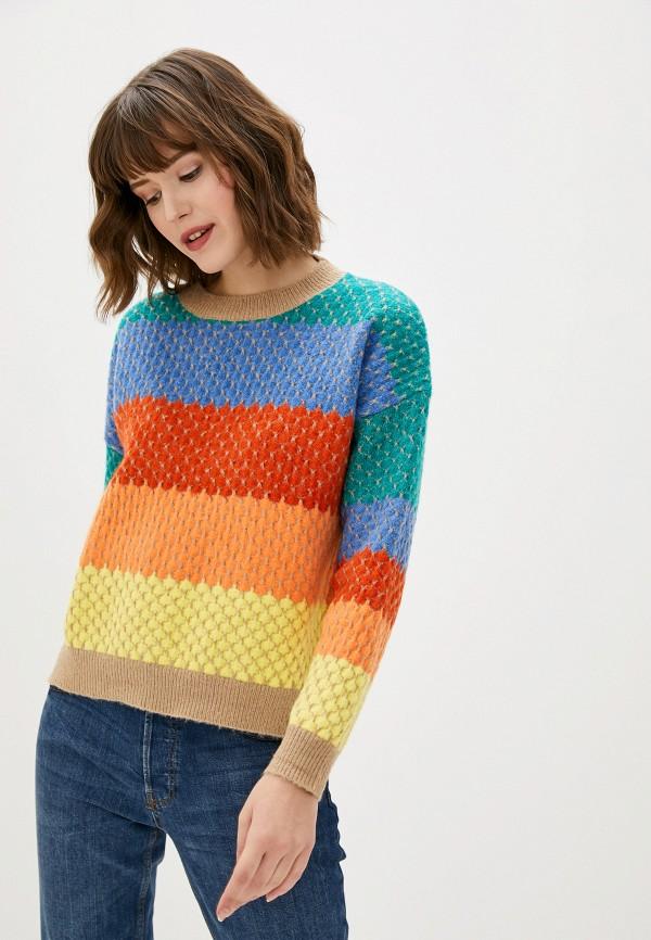 женский джемпер sweewe, разноцветный