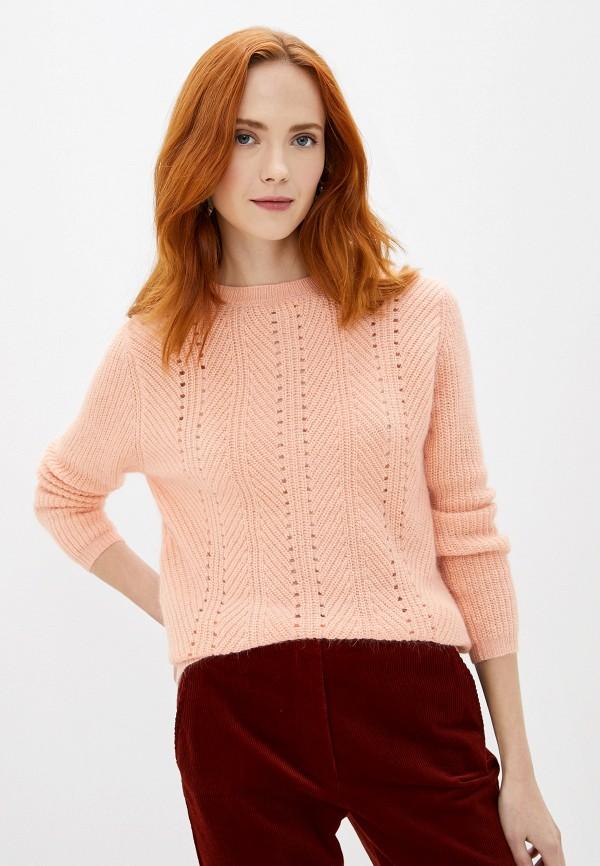 женский джемпер sweewe, розовый