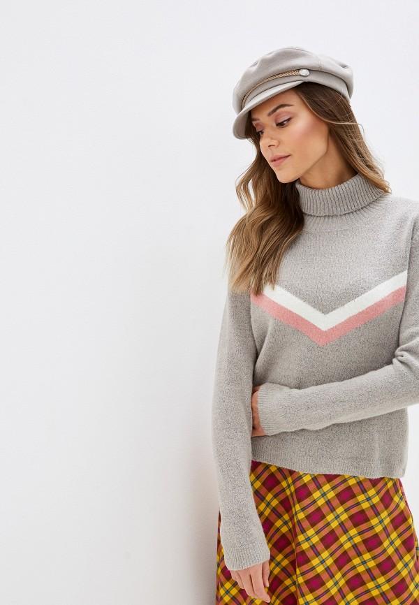 женский свитер sweewe, серый