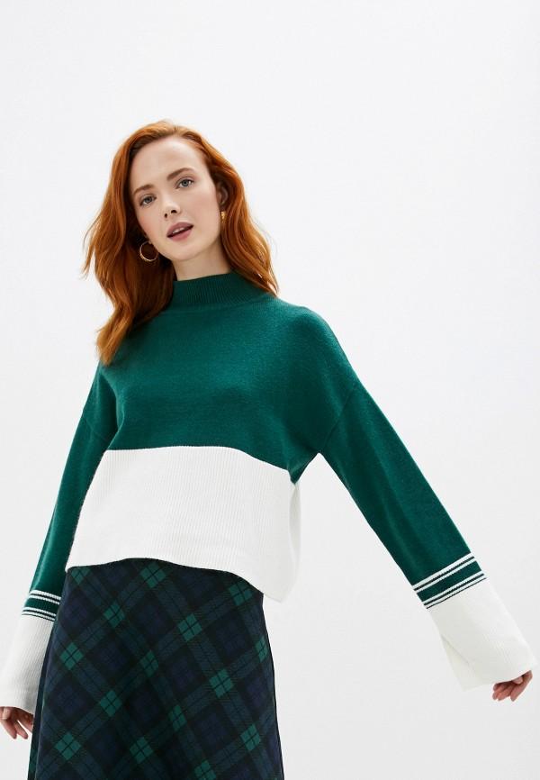 женский джемпер sweewe, зеленый