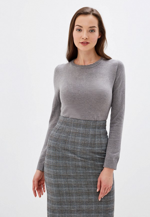 женский джемпер sweewe, серый
