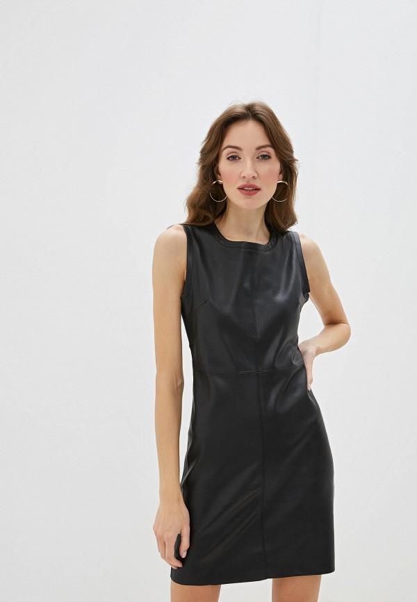 женское платье sweewe, черное